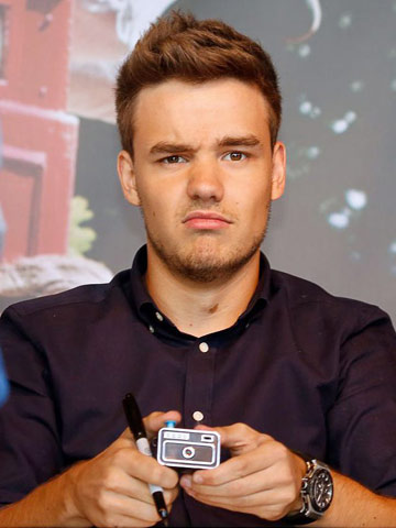 Liam Payne   Media Park Germany   Pictures   Photos   new   Celebrity News
