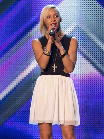 Jade Ellis   X Factor final 24 2012   Pictures   Photos   new   Celebrity News