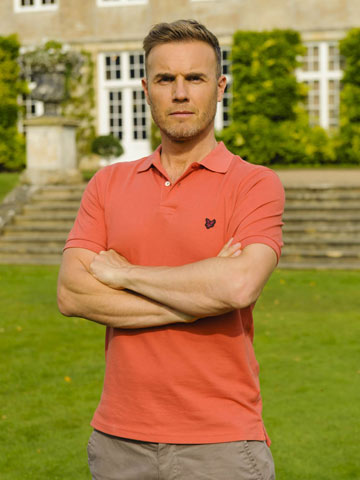 Gary Barlow | X Fator Judges' Houses | Pictures | Photos | new | Celebrity News