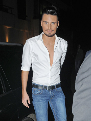 Rylan Clark | Contestants | The X Factor | Pictures | Photos | New | Celebrity News
