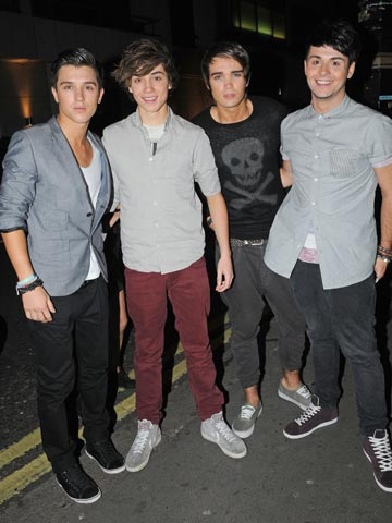 Union J | Contestants | The X Factor | Pictures | Photos | New | Celebrity News