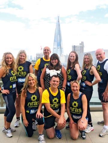 Now team | half marathon 2012 | Royal Parks
