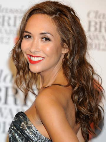 Myleene Klass | Celebrity hair | Pictures | New styles | Latest | Hair | Now | Photos | Hairstyles
