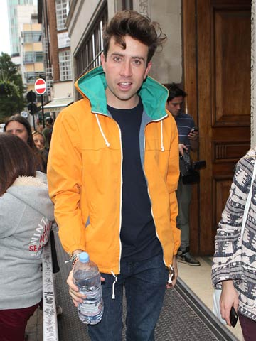 Prank calls axed on Nick Grimshaw's Radio 1 show after death