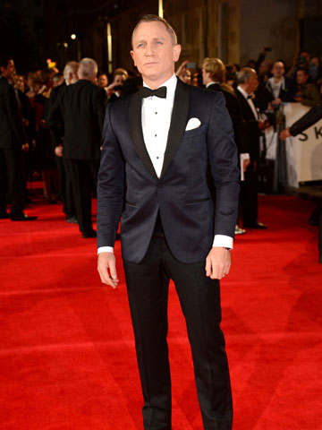 Daniel Craig   Skyfall Royal World Film Premiere and after party   Pictures   Photos   new   Celebrity News