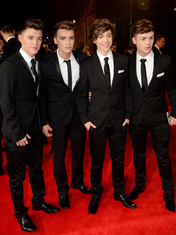 Union J | Skyfall Royal World Film Premiere and after party | Pictures | Photos | new | Celebrity News