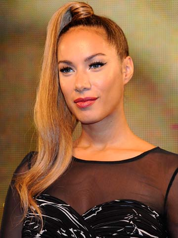 Leona Lewis | Celebrity hair | Pictures | New styles | Latest | Hair | Now | Photos | Hairstyles