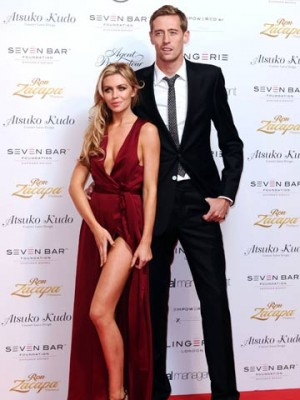 Abbey Clancy and Peter Crouch | Lingerie London fashion show 2012 |  Pictures | Photos | new | Celebrity News