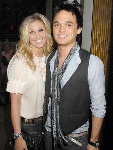 Gareth Gates and Suzanne Mole | Pictures | Photos | New | Celebrity News