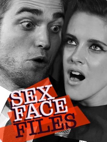 Robert Pattinson | Kristen Stweart | Sex faces | Pictures | Now | Photos