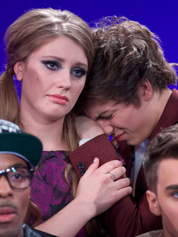 Ella Henderson and George Shelley | Pictures | Photos | New | Celebrity News