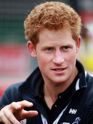 Prince Harry | British Grand Prix | Pictures | Photos | New
