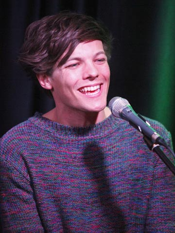 Louis Tomlinson   One Direction   IHeartRadio   Pictuers   Photos   New   Celebrity News