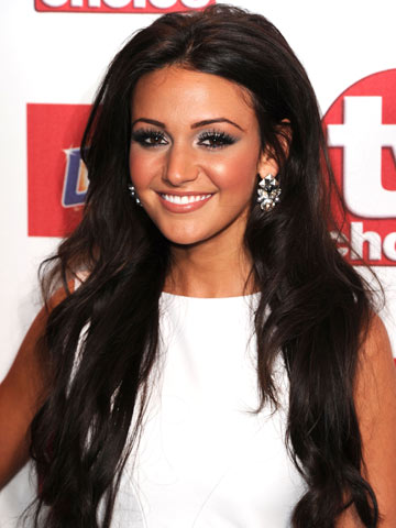 | TV Choice Awards | TV Awards | Celebrity hair | Pictures | New styles | Latest | Hair | Now | Photos | Hairstyles