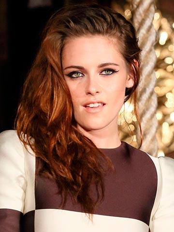 Kristen Stewart | Twilight | Breaking Dawn Part 2 | Eye Makeup | Beauty News