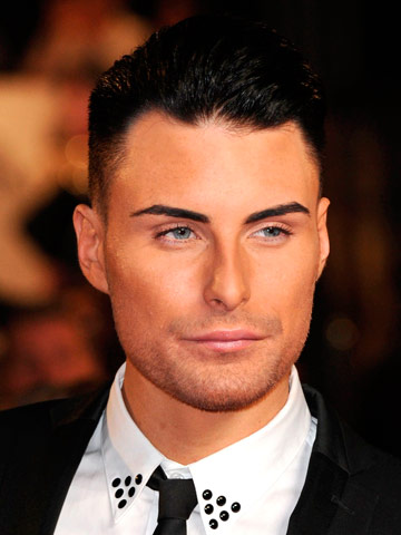 Celebrity fight! Rylan Clark argues with Made In Chelsea's