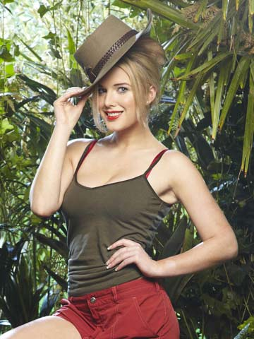 Helen Flanagan | I'm A Celebrity...Get Me Out Of Here! 2012 | Pictures | Photos | New | Celebrity News