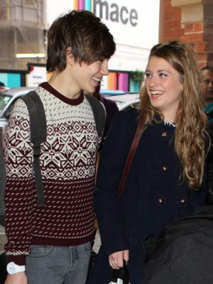 Ella Henderson and George Shelley | The X Factor | Pictures | Photos | New | Celebrity News