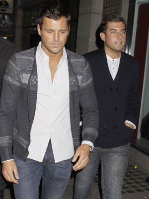 Mark Wright James Argent | Motorola Launch | New | Pictures | Photos | Celebrity News