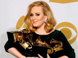 Adele| Grammys 2012 | Now Magazine | Pictures | Winner