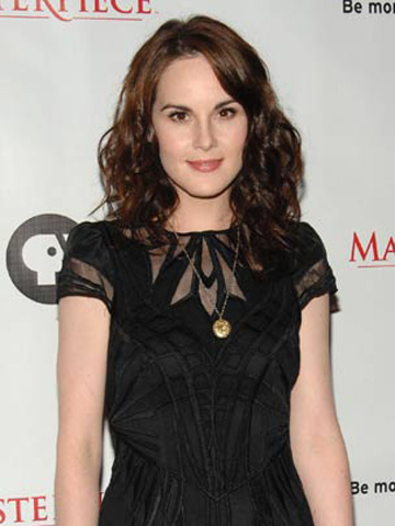 Michelle Dockery | Downton Abbey | Now magazine | New pictures