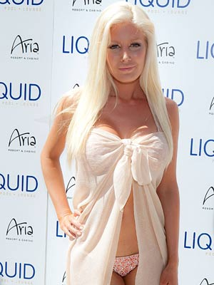 Heidi Montag | Heidi Montag at the Liquid Pool opening in Las Vegas | Now Magazine | Celebrity Gossip | Pictures