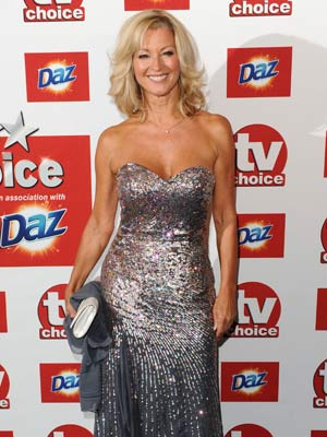 Gillian taylforth boob
