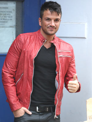 Peter Andre | Celebrity Spy 19 October 2011 | Pictures | Photos | New | Celebrity News