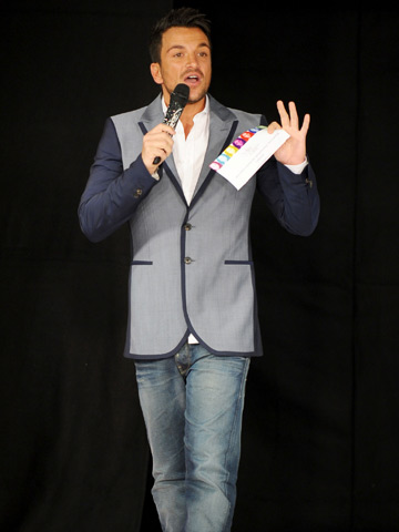 Peter Andre | Amy Childs' Fashion Launch | Pictures | Photos | New | Celebrity News