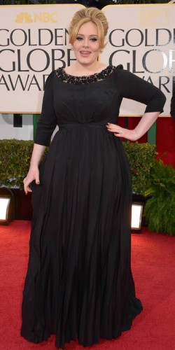 Adele | Golden Globes 2012 | Pictures | Photos | New | Celebrity News