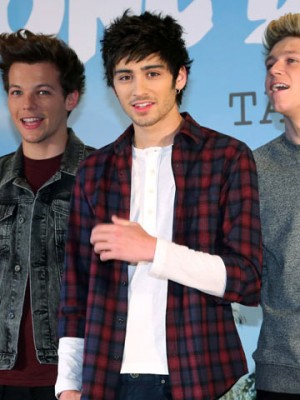 Louis Tomlinson, Zayn Malik and Niall Horan | One Direction | Japan | Pictures | Photos | New | Celebrity News