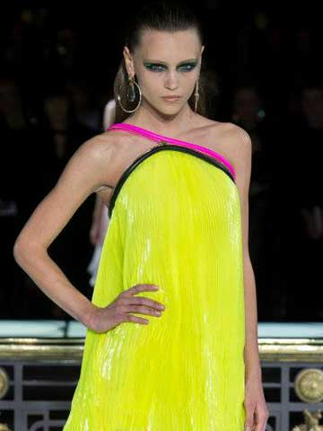 Atelier Versace | Spring Summer 2013 | Fashion Show | Beauty Look | Pat McGrath
