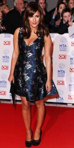 Caroline Flack | National Television Awards 2013 | Pictures | Photos | New | Celebrity News