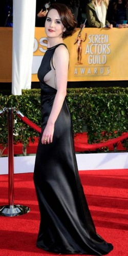 Michelle Dockery | SAG Awards 2013 | Pictures | Photos | New | Celebrity News