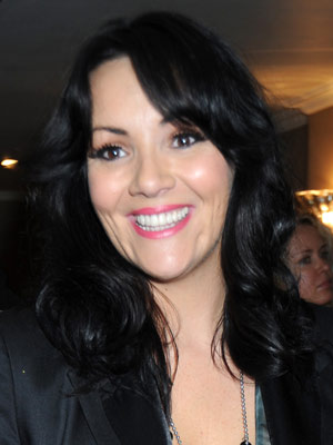 Martine Mccutcheon Gets 550 Hair Extensions After Being Declared Bankrupt Celebsnow