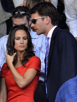 Pippa Middleton and Alex Loudon | Wimbledon 2011 | Pictures | Photos | New
