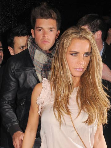 Leandro Penna and Katie Price | New | Pictures | Photos | Celebrity News | Now Magazine