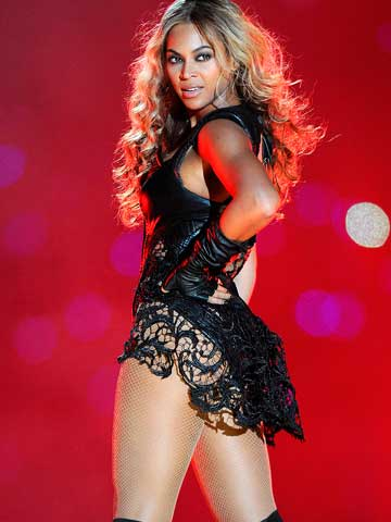 knowle hot celebrities Beyonce