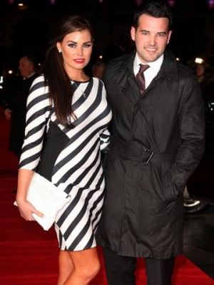 Jessica Wright and Ricky Rayment   Run For Your Wife film premiere   New Pictures   Photos   Celebrity News   News