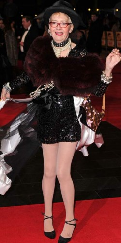 Sue Pollard| Celebrity fashion | Worst dressed | Pictures | Now | Fashion | New | Photos | Bad Style