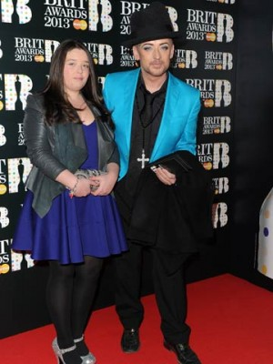 Boy George at Brits 2013 | Pictures | Celebrity news