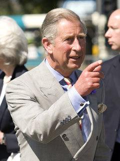 Prince Charles turns down Doctor Who