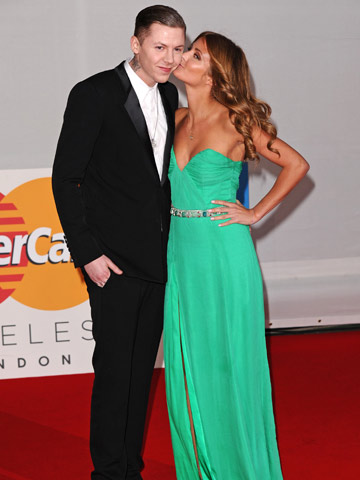 Professor Green and Millie Mackintosh | Celebrity Spy 16 - 24 February | Pictures | Photos | New | Celebrity News