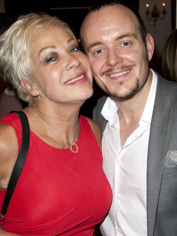 Denise Welch and Lincoln Townley | Now Magazine | Celebrity news and gossip