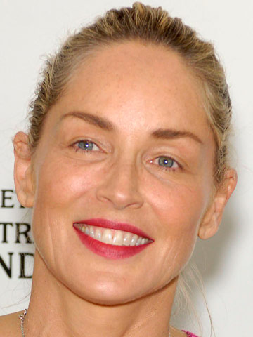 Sharon Stone I Nearly Died From A Brain Haemorrhage But