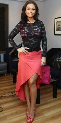 Jenni J-Woww Farley| Celebrity fashion | Worst dressed | Pictures | Now | Fashion | New | Photos | Bad Style