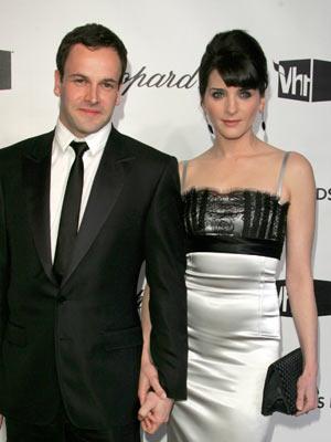 Jonny Lee Miller And Wife Michelle Hicks