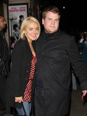 James Corden and Sheridan Smith | James Corden and Sheridan Smith in London | Now Magazine