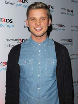 Jeff Brazier   Nintendo 3DS launch party   Pictures   Photos   New
