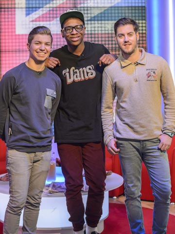 Loveable Rogues | Daybreak | Pictures | Photos | New | Celebrity News